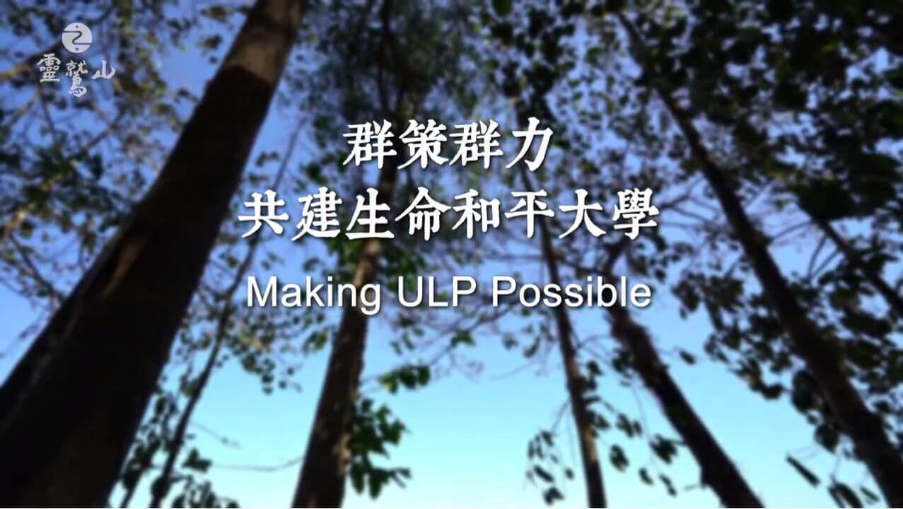 Making the University for Life and Peace Possible